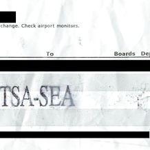 What A Terrorist's Airline Ticket Looks Like